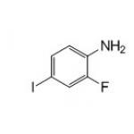 2-fluoro-4-iodo-Benzenamine