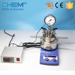 Chemical stainless steel autoclave machine